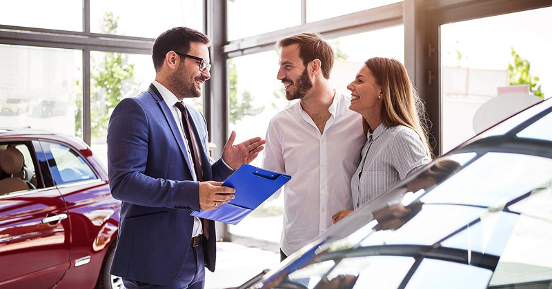 How to Deal With Car Buyers?